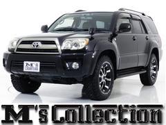 ハイラックスサーフSSR−X LTD 4WD ワンオーナー 17AW