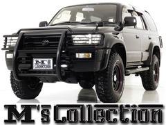 ハイラックスサーフBlack RoadII ミリタリーエディション 4WD