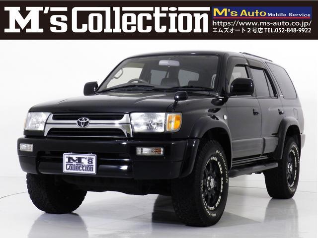 トヨタ ブラックロードスポーツラインLA仕様 4WD
