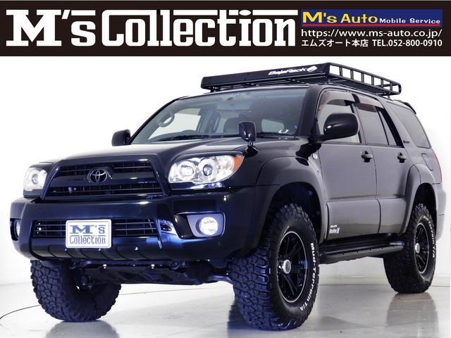 トヨタ ハイラックスサーフ CROSS WILD 4WD リフトアップ バハラック