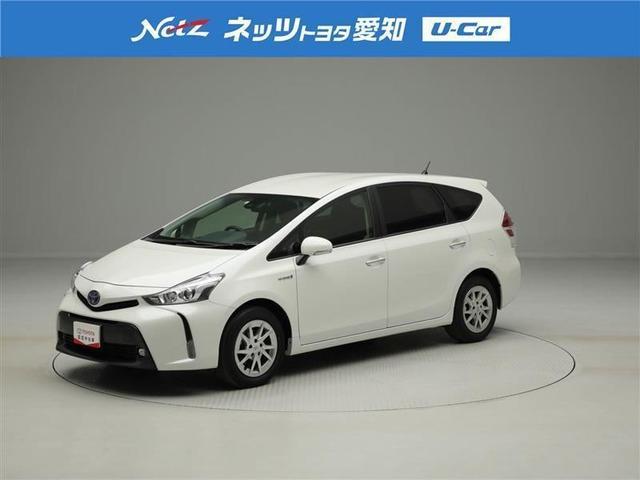 トヨタ S チューンブラッ メモリーナビ ワンセグ CD 純正アルミ