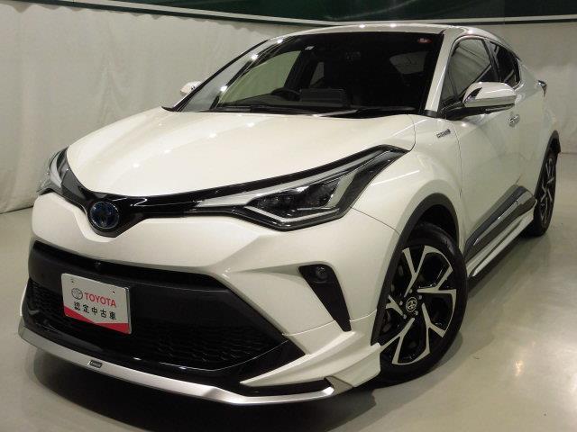 トヨタ G セーフティセンス ディスプレイオーディオ 地デジ 全周囲カメラ、インテリジェントクリアランスソナー 100V1500Wコンセント モデリスタフルエアロ モデリスタマフラー LEDライト