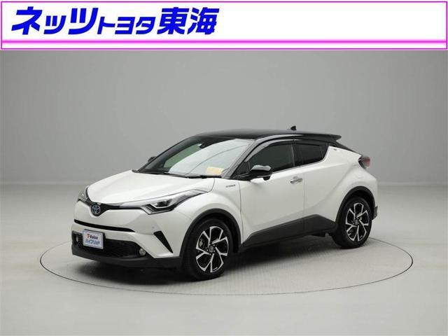トヨタ HV G LEDエディション メモリーナビ フルセグTV