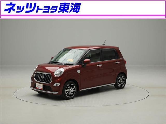 トヨタ F G SAIII T-Connectナビ バックモニター