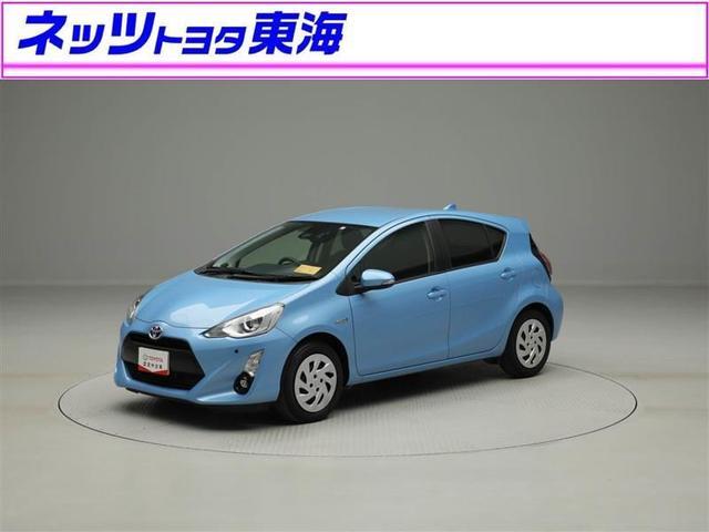 トヨタ アクア G メモリーナビ クルーズコントロール ドライブレコーダー