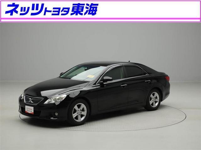 トヨタ マークX 250G リラックスセレ・ブラックレザーリミテッド ETC