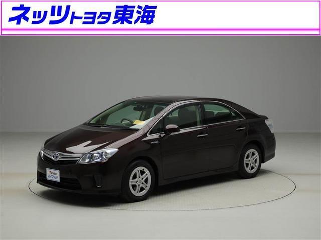 トヨタ S パワーシート HDDナビ フルセグTV  バックモニター