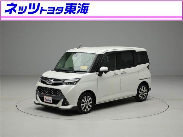 トヨタ タンク カスタムG-T 衝突被害軽減ブレ-キ バックモニタ-