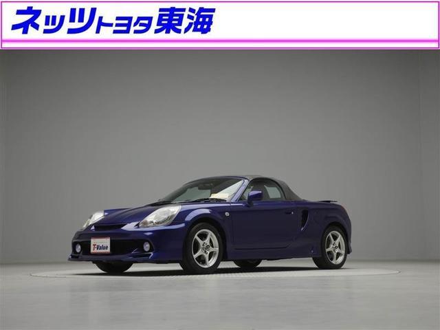 トヨタ MR-S Sエディション メモリ-ナビ ワンセグTV バックモニタ-