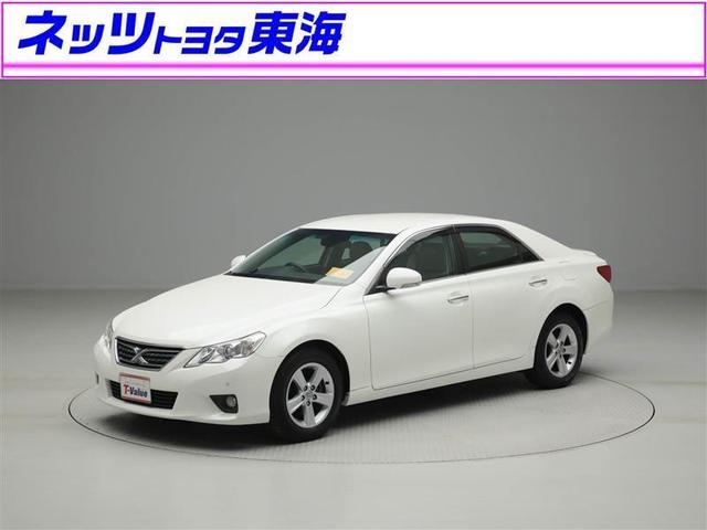 トヨタ マークX 250G リラックスセレクション メモリーナビ Bモニタ-