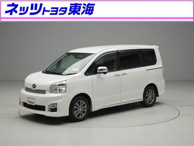 トヨタ ヴォクシー ZS 煌Z HDDナビ フルセグ Bモニタ- 後席モニタ-