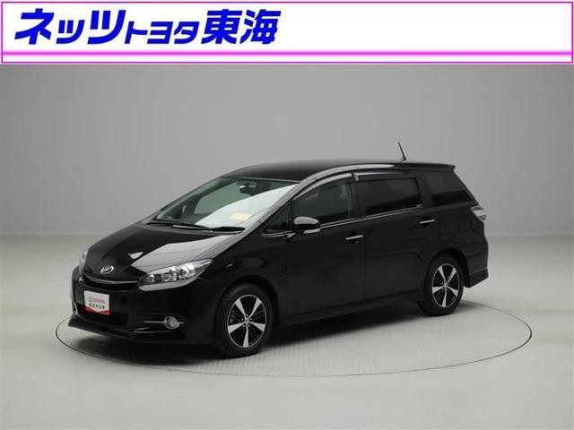 トヨタ 1.8Sモノトーン メモリ-ナビ フルセグ バックモニタ-