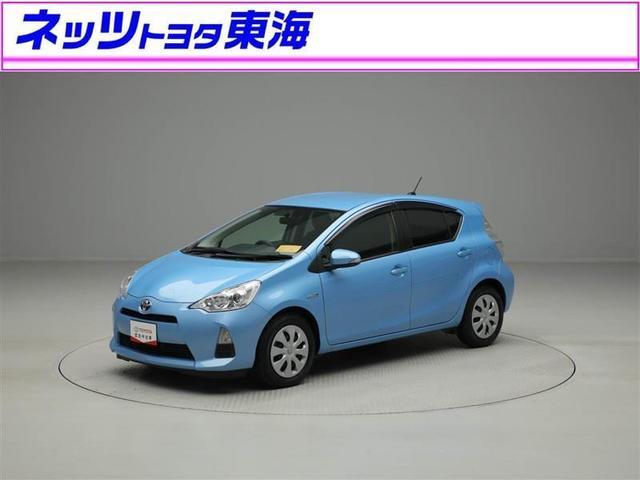 トヨタ アクア S イモビライザー スマートキ- ETC ワンオーナー