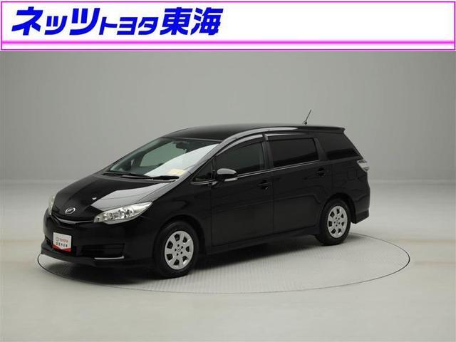 トヨタ ウィッシュ 1.8X メモリーナビ フルセグTV バックモニター 後席モニタ- 3列シート ETC