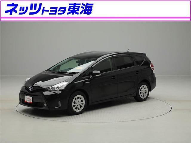 トヨタ S メモリ-ナビ フルセグTV バックモニター ドライブレコーダー スマートキ- 純正アルミ ETC