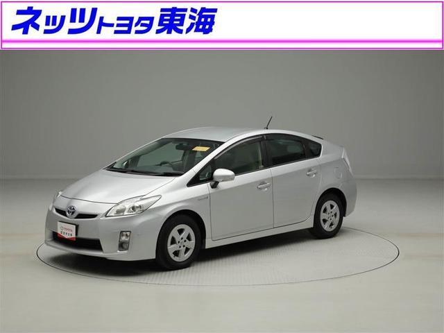 トヨタ プリウス S HDDナビ フルセグTV バックモニター スマートキ- 純正アルミ ETC ワンオ-ナ-