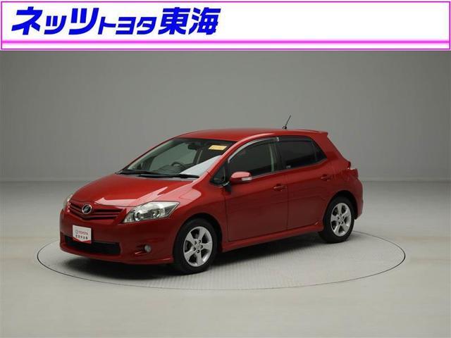 トヨタ オーリス 180G Sパッケージ メモリーナビ スマートキ- ワンセグ