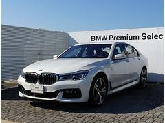 BMW740e Mスポーツ 黒革 SR レーザーライト 20AW