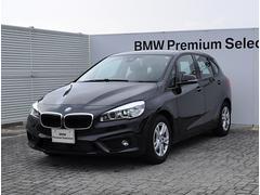 BMW218dアクティブツアラー デモカー 衝突軽減B LED