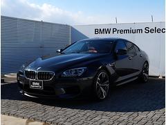 BMW M6グランクーペ 赤革 20AW LED HUD 衝突軽減B