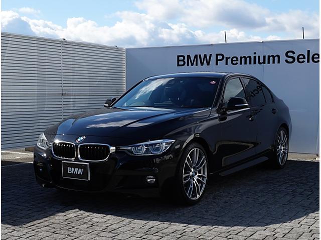 BMW 320i Mスポーツ ACC 衝突軽減B LED 純正ナビ