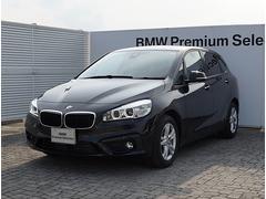 BMW218dアクティブツアラー 衝突軽減B LED 純正ナビ
