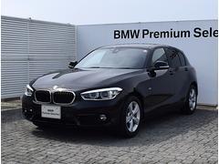 BMW118i スポーツ 衝突軽減B LED 純正ナビ Bカメラ