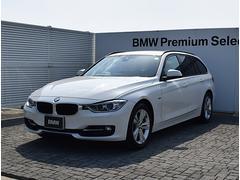 BMW320iツーリング スポーツ 衝突軽減B 純正ナビ Bカメ