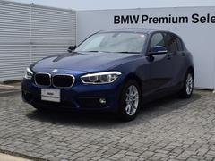 BMW118i LED 純正HDDナビ Bカメラ 16AW ETC