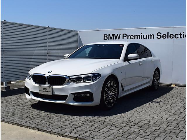 BMW 523d Mスポーツ ACC 衝突軽減B LED 19AW