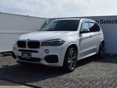 BMW X5x35d Mスポーツ SR ACC 衝突軽減B 純正ナビ