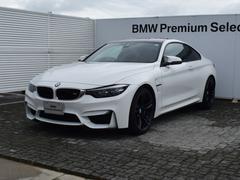 BMWM4クーペ 赤革 カーボンルーフ 衝突軽減B 直列6気筒