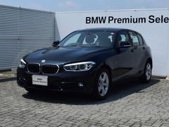 BMW118i スポーツ 衝突軽減B LED 純正ナビ 社外Bカメ