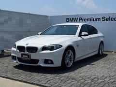 BMW523d Mスポーツ ACC 衝突軽減B 純正ナビ フルセグ