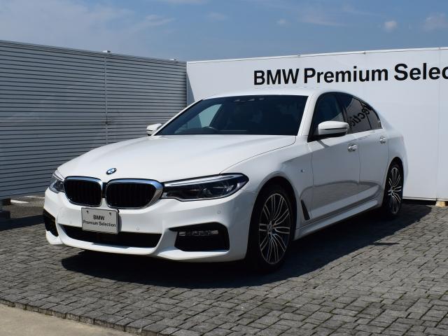 BMW 523d Mスポーツ ACC 衝突軽減B LED 純正ナビ