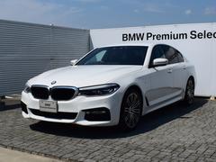 BMW523d Mスポーツ ACC 衝突軽減B LED 純正ナビ