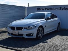BMW420iグランクーペ Mスポーツ ACC 衝突軽減B Bカメ