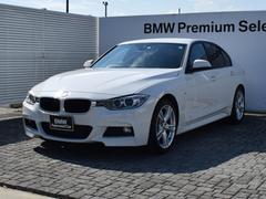 BMW320i Mスポーツ 6MT 純正ナビ Bカメラ 衝突軽減B
