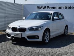 BMW118d スタイル 純正ナビ 純正Bカメラ フルセグ LED