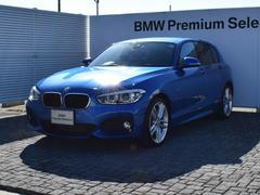 BMW118i Mスポーツ 衝突軽減B LED 純正ナビ Bカメラ