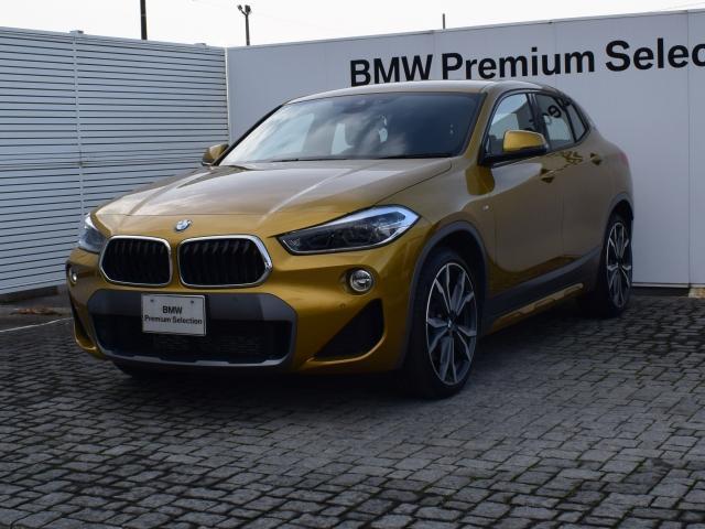 BMW xDrive20i デモカー MスポーツX 20AW ACC