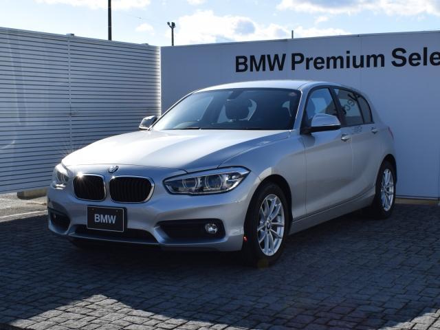 BMW 118i LED 純正HDDナビ Bカメラ 16AW ETC