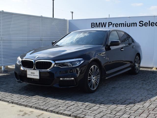 BMW 523dMスポーツ ドライビングアシスト オートP 19AW