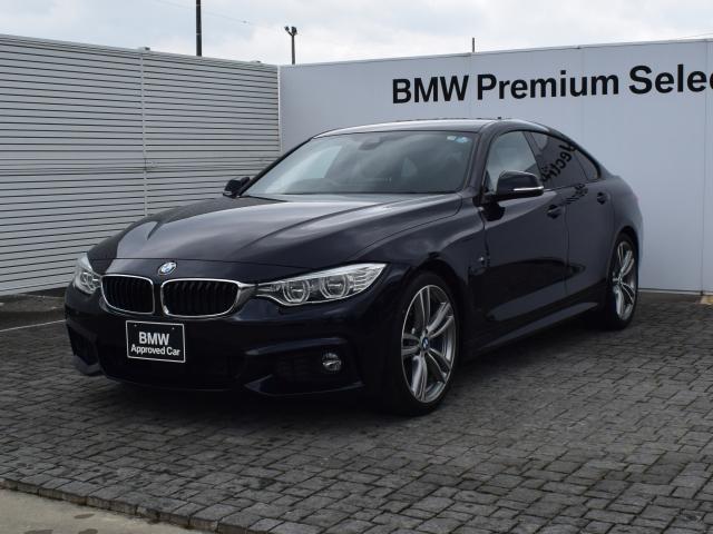 BMW 420iGC Mスポーツ ACC LED 純正ナビ Bカメラ