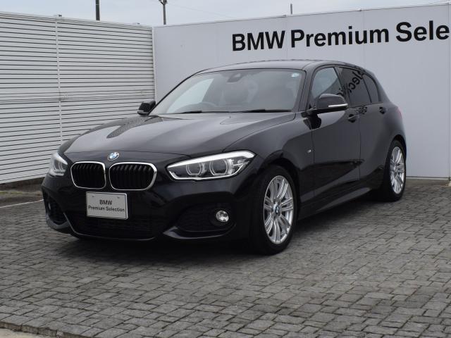 BMW 118i Mスポーツ LED 純正ナビ Bカメラ クルコン