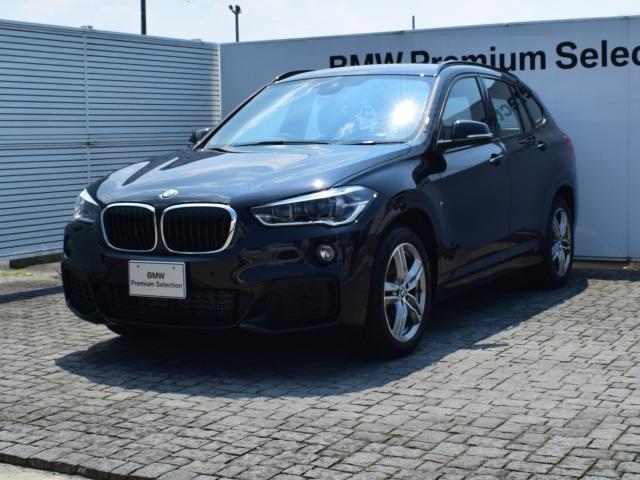 BMW xDrive 18d Mスポーツ デモカー ドラアシ HUD