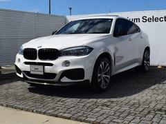 BMW X6x35i Mスポーツ 黒革 SR HUD ドラアシ 20AW