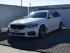 BMW540i xツーリング Mスポーツ 4WD 黒革 ドラアシ