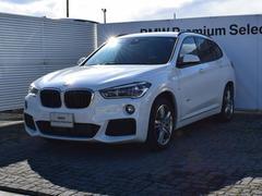 BMW X1x18d Mスポーツ 純正ナビ 社外地デジ Bカメ 18AW