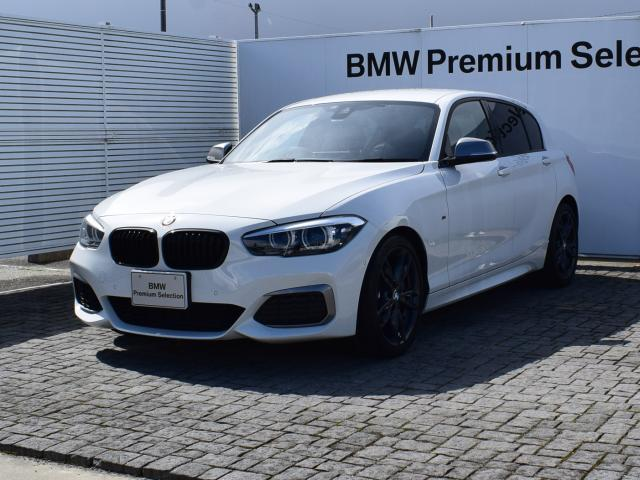 BMW M140i エディションシャドー 黒革 社外Bカメ 18AW